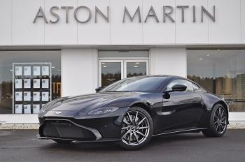 Aston Martin New Vantage 2dr ZF 8 Speed Auto 4.0 Automatic 3 door Coupe (2019)