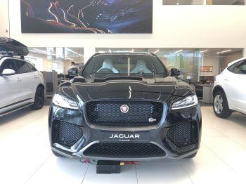 Jaguar F-PACE 5.0 Supercharged V8 SVR AWD image 3 thumbnail