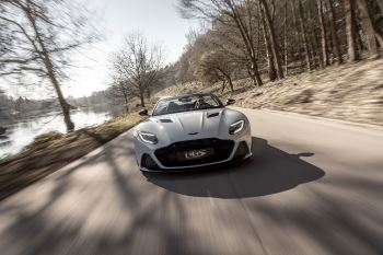 Aston Martin DBS Superleggera Volante - The Ulimate Open Top GT image 7 thumbnail
