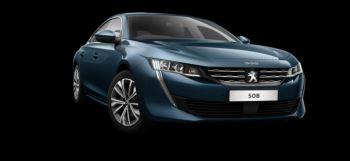 Peugeot 508 Fastback 1.5 BlueHDi GT Line 130 5dr thumbnail image