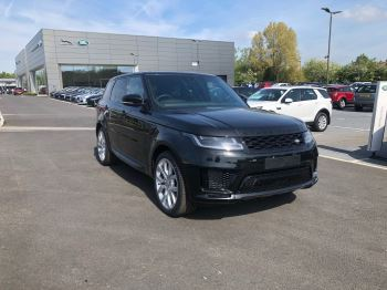Land Rover Range Rover Sport 4.4 SDV8biography Dynamic Diesel Automatic 5 door Estate (18MY) image