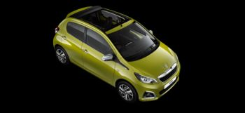 Peugeot 108 TOP cabrio - From NIL Advance Payment thumbnail image