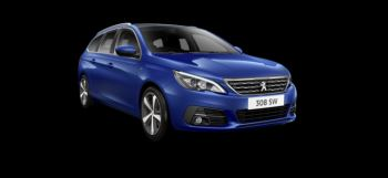 Peugeot 308 SW - From NIL Advance Payment thumbnail image