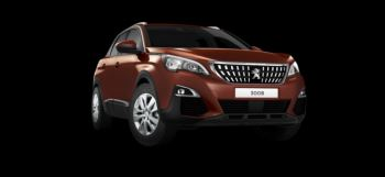 Peugeot 3008 SUV - From £599 Advance Payment thumbnail image
