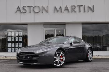Aston Martin V8 Vantage 2dr 4.3 3 door Coupe (2006)