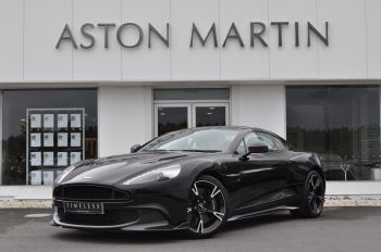 Aston Martin Vanquish S V12 [595] S 2+2 2dr Touchtronic 5.9 Automatic 3 door Coupe (2017) image