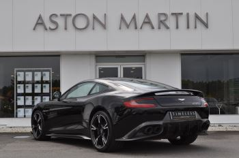 Aston Martin Vanquish S V12 [595] S 2+2 2dr Touchtronic image 7 thumbnail