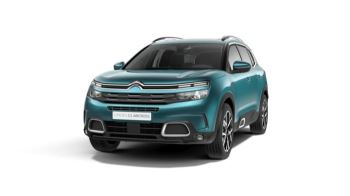 Citroen C5 Aircross SUV - From £495 Advance Payment thumbnail image