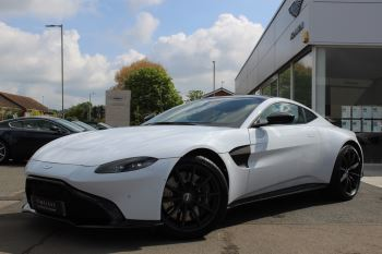 Aston Martin New Vantage Coupe 4.0 Automatic 2 door (2019)