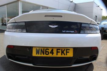Aston Martin V12 Vantage S Coupe S 2dr Sportshift III image 21 thumbnail