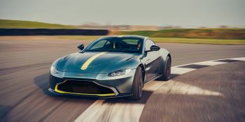 Aston Martin Vantage AMR - Limited Edition - Pure, Engaging Performance thumbnail image