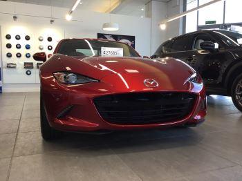 Mazda MX-5 RF 2.0 Sport Nav 2 door Convertible (17MY)