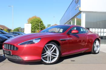 Aston Martin DB9 V12 2dr Touchtronic 5.9 Automatic Coupe (2014)