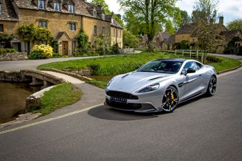 Aston Martin Vanquish S V12 [595] S 2+2 2dr Touchtronic 5.9 Automatic 3 door Coupe (2018)