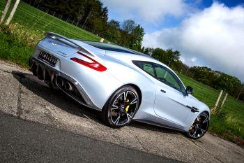Aston Martin Vanquish S V12 [595] S 2+2 2dr Touchtronic image 17 thumbnail