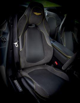 Aston Martin Vanquish S V12 [595] S 2+2 2dr Touchtronic image 27 thumbnail