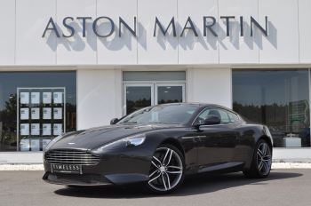 Aston Martin DB9 V12 2dr Touchtronic 5.9 Automatic 3 door Coupe (2014)