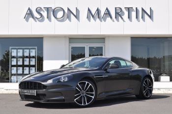 Aston Martin DBS V12 2dr Touchtronic 5.9 Automatic 3 door Coupe (2011)