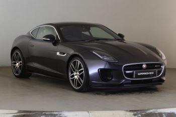 Jaguar F-TYPE 2.0 R-Dynamic 2dr Automatic 3 door Coupe (2018)