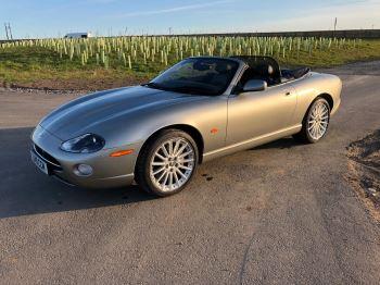 Jaguar XK 4.2 2dr XK8 Automatic Convertible (2005)