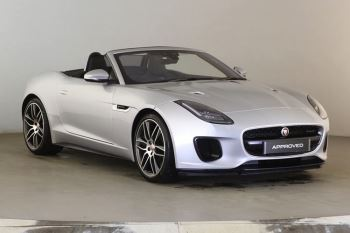 Jaguar F-TYPE 3.0 [380] Supercharged V6 R-Dynamic 2dr AWD Automatic Convertible (2019)