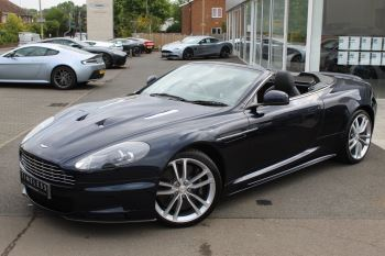 Aston Martin DBS V12 2dr Volante Touchtronic 5.9 Automatic Convertible (2010.75)