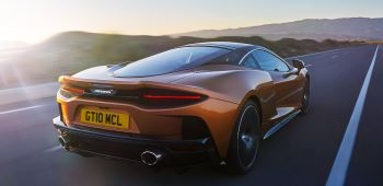 McLaren GT - Grand Touring will never be the same
