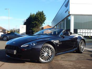 Aston Martin V8 Vantage Roadster 2dr Sportshift [420] 4.7 Automatic Roadster (2011)