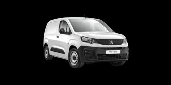Peugeot Partner Van - Now available at Warrington Motors thumbnail image