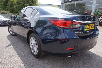 Mazda 6 2.2d SE-L Nav 4dr image 5 thumbnail