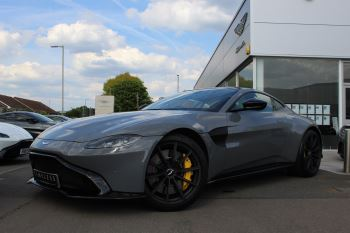 Aston Martin V8 Vantage Coupe 2dr ZF 8 Speed image 1 thumbnail