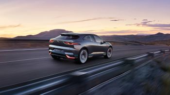 Jaguar I-PACE S Offer thumbnail image