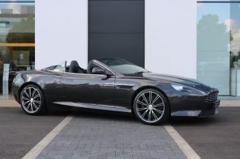 Aston Martin Virage V12 2dr Volante Touchtronic image 8 thumbnail