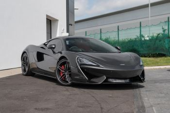 McLaren 570S Coupe 3.8SSG Semi-Automatic 2 door Coupe (2017)
