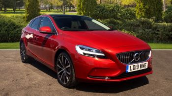 Volvo V40 D3 Euro 6 150hp Inscription Nav Auto with Panoramic Glass Roof, Winter Plus & Xenium Pack 2.0 Diesel Automatic 5 door Hatchback (2019) image