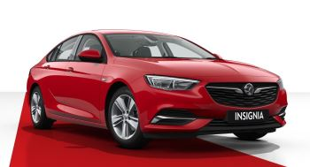 Vauxhall Insignia Grand Sport Design 1.5 140PS Turbo  thumbnail image