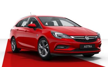 Vauxhall Astra Sports Tourer SRI NAV 1.6CDTi 136PS S/S thumbnail image