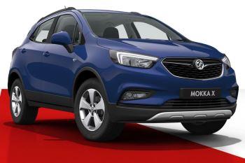Vauxhall Mokka X DESIGN NAV 1.4i Turbo 140PS Start/Stop FWD thumbnail image