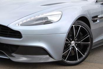Aston Martin Vanquish V12 2+2 2dr Touchtronic image 3 thumbnail