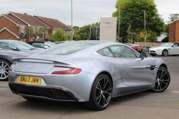 Aston Martin Vanquish V12 2+2 2dr Touchtronic image 10 thumbnail