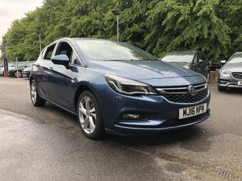 Vauxhall Astra 1.4T 16V 150 SRi Automatic 5 door Hatchback (2016)