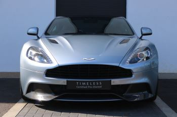 Aston Martin Vanquish Coupe 6.0 Automatic 2 door (17)