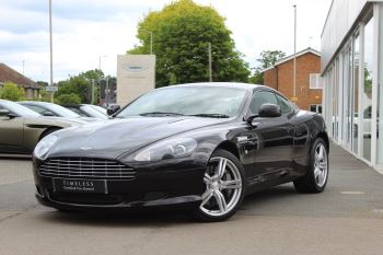 Aston Martin DB9 V12 2dr Touchtronic [470] 5.9 Automatic Coupe (2010.75)