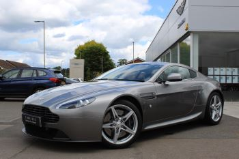 Aston Martin V8 Vantage Coupe 2dr [420] 4.7 3 door Coupe (2016.5)