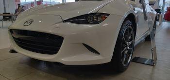 Mazda MX-5 RF 2.0 [184] Sport Nav+ Automatic 2 door Convertible (18MY)