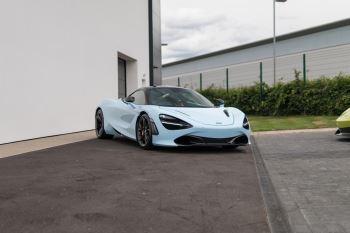 McLaren 720S V8 Performance 2dr SSG Auto Coupe image 11 thumbnail