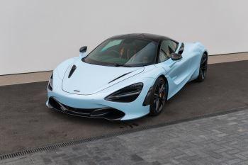 McLaren 720S V8 Performance 2dr SSG Auto Coupe image 13 thumbnail