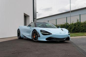 McLaren 720S V8 Performance 2dr SSG Auto Coupe image 15 thumbnail