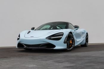 McLaren 720S V8 Performance 2dr SSG Auto Coupe 4.0 Semi-Automatic (2019)