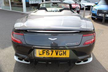 Aston Martin Vanquish S Volante V12 [595] S 2dr Volante Touchtronic image 24 thumbnail